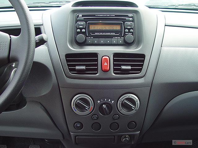 Image  2003 Suzuki Aerio 4