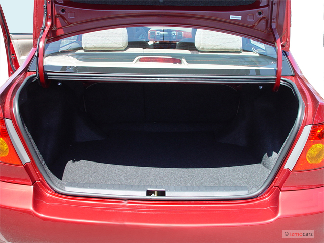 Cash For Clunkers >> Image: 2003 Toyota Corolla 4-door Sedan LE Manual (Natl) Trunk, size: 640 x 480, type: gif ...