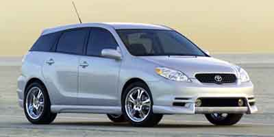 2003 Toyota Matrix Review, Ratings, Specs, Prices, and Photos - The Car Connection