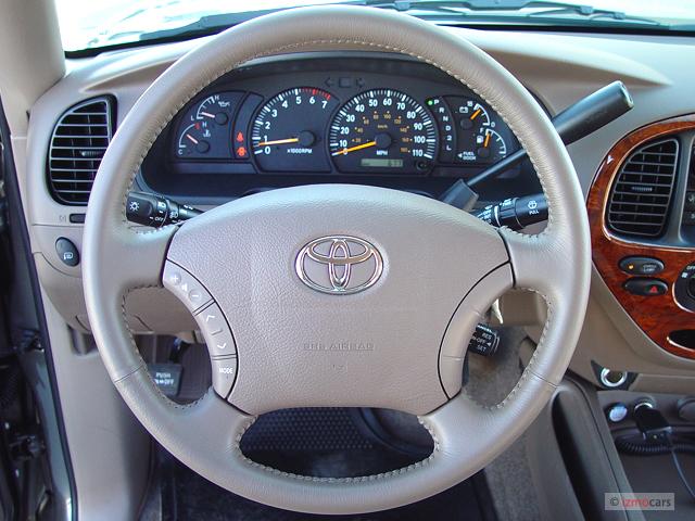 Image: 2003 Toyota Tundra AccessCab V8 Ltd (Natl) Steering ...