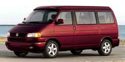 2003 Volkswagen EuroVan MV