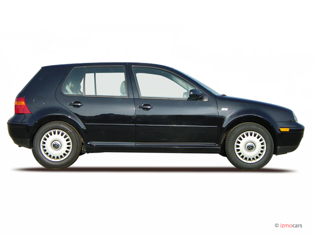 Image 2003 Volkswagen Golf 4 Door Hb Gl Manual Side