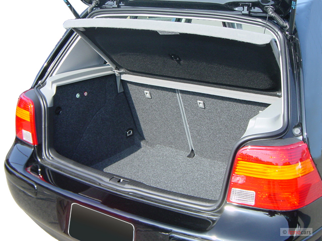 Image: 2003 Volkswagen Golf 4-door HB GL Manual Trunk ...