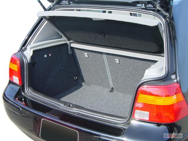 Image 2003 Volkswagen Golf 4 Door Hb Gl Manual Trunk