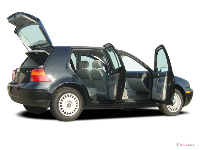 image  volkswagen golf  door hb gl manual open doors