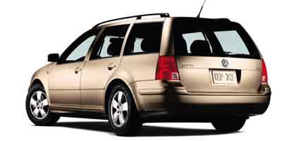 2003 Volkswagen Jetta Wagon GL