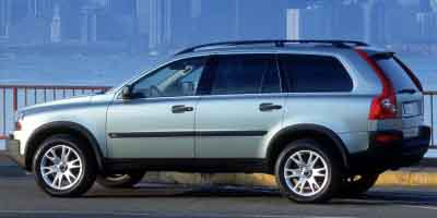 2003 Volvo XC90 2.5L Turbo
