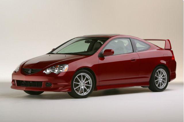 2003 Acura RSX Type-S FP