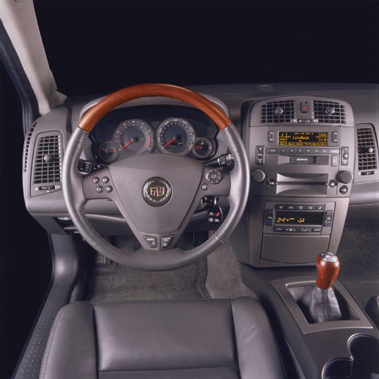 Image: 2003 Cadillac CTS Interior, Size: 550 X 551, Type