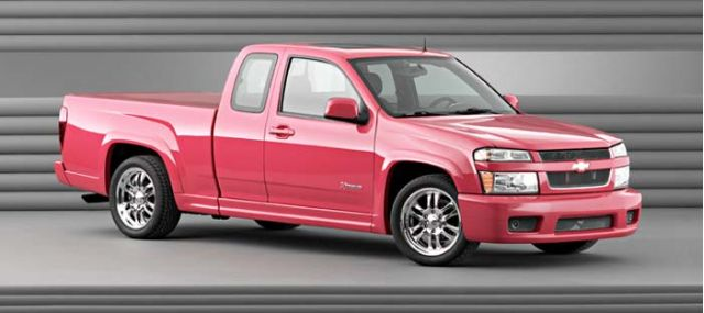2003 Chevrolet Colorado EXTREME SEMA concept