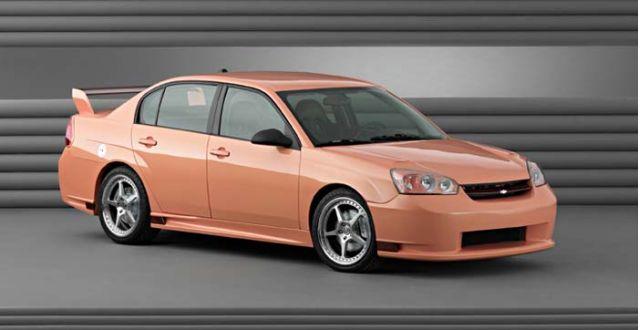 2003 Chevrolet Malibu EXTREME SEMA concept
