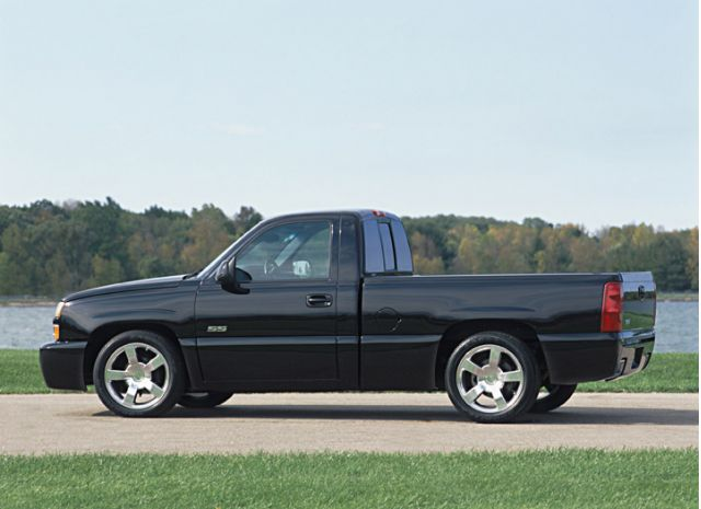 2003 Chevrolet Silverado Regular Cab SS