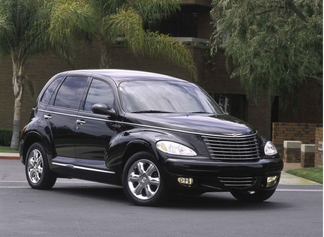 2003 Chrysler PT Cruiser Chrome Accents