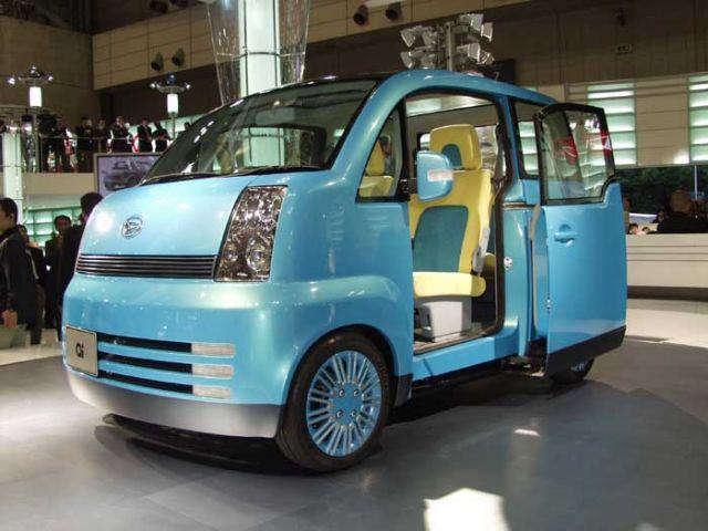 2003 Daihatsu Qi
