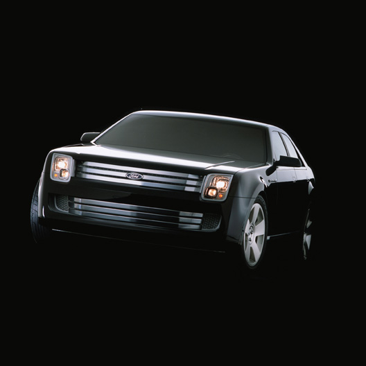 2003 Ford 427 concept