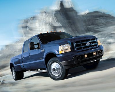 2003 Ford F-350 Power Stroke