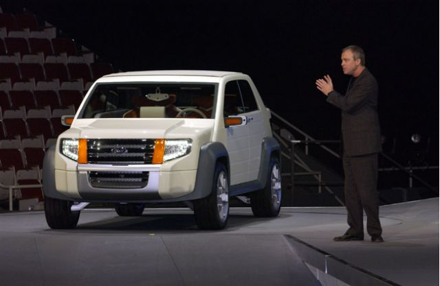 2003 Ford Model U Concept