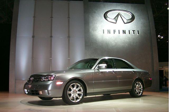 2003 Infiniti M45