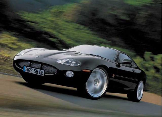 2003 Jaguar XK
