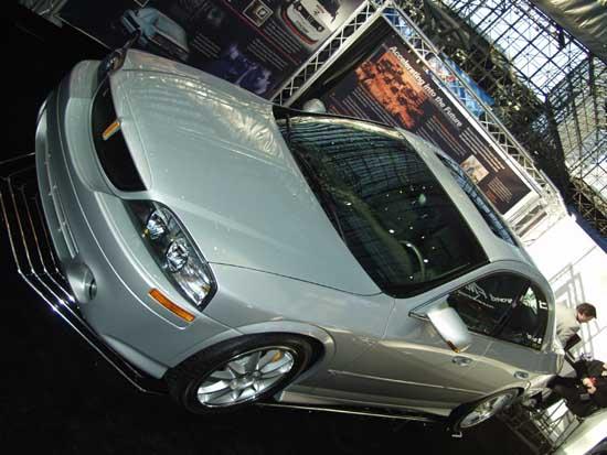 2003 Lincoln McLaren LS