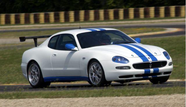 2003 Maserati Trofeo Racing Coupe