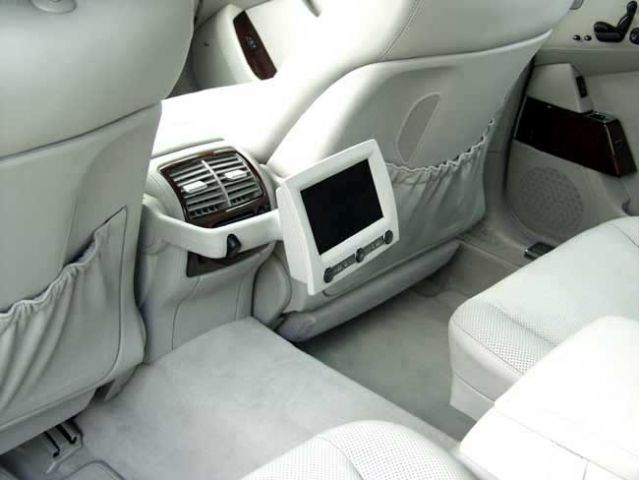 2003 Mercedes-Benz S500 4Matic