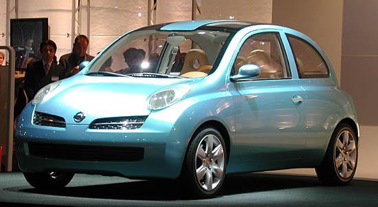 2003 Nissan Micra