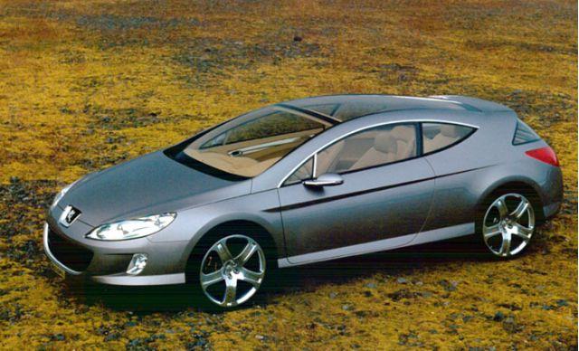 2003 Peugeot 307 Elixir concept