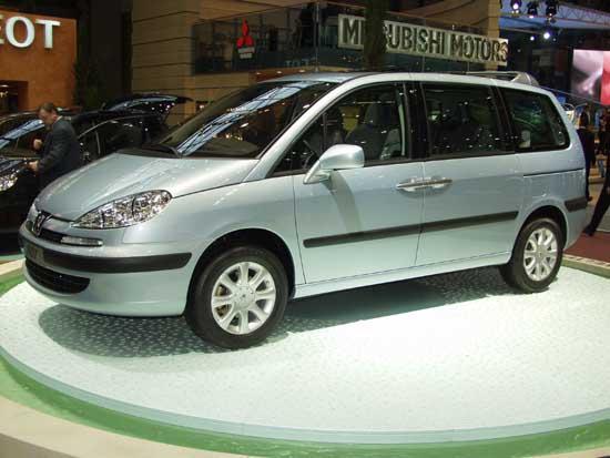 2003 Peugeot 807