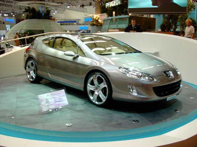 2003 Peugeot Elixir concept
