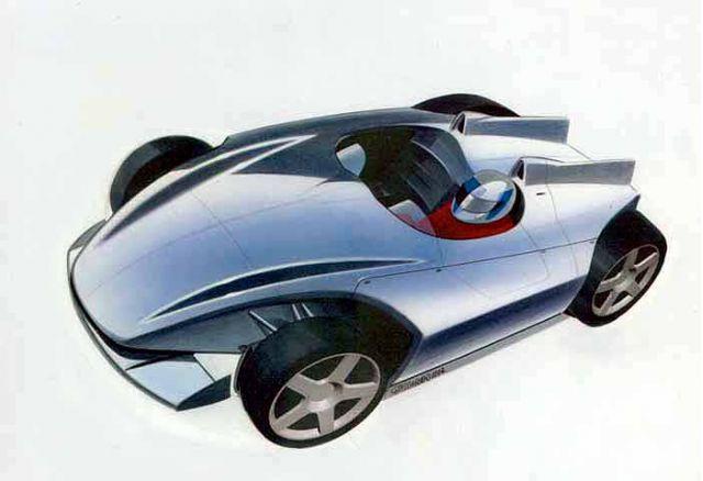 2003 Pininfarina Enjoy concept