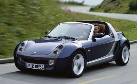 2003 Smart Roadster