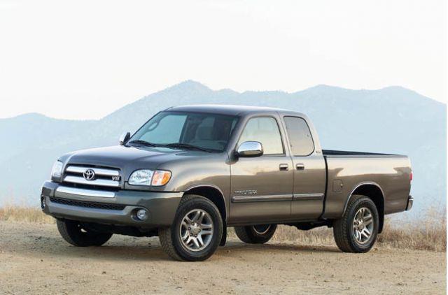 2003 Toyota Tundra Access Cab