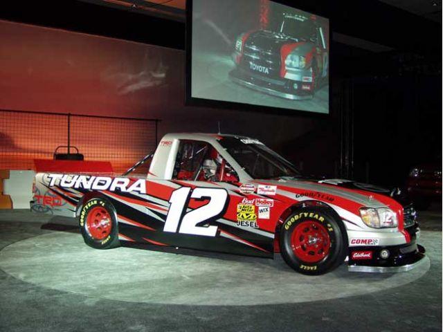 2003 Toyota Tundra Race Truck