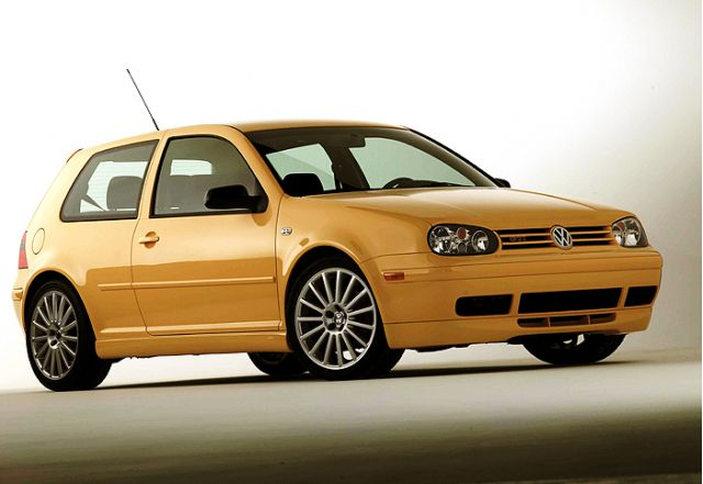 2003 Volkswagen GTI 20th Anniversary Edition