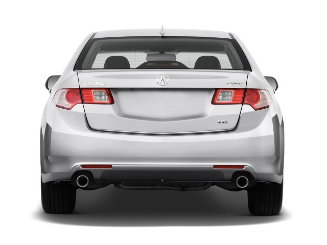 image 2010 acura tsx 4 door sedan v6 auto tech pkg rear exterior view size 640 x 480 type. Black Bedroom Furniture Sets. Home Design Ideas