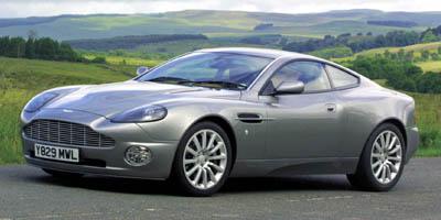 2004 Aston Martin Vanquish