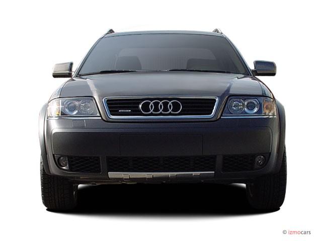 image 2005 audi allroad 5dr wagon 2 7t quattro auto front exterior view size 640 x 480 type. Black Bedroom Furniture Sets. Home Design Ideas
