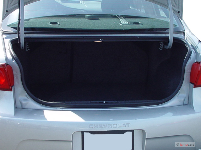 Image 2004 chevrolet cavalier 4 door sedan ls sport trunk for 2003 cavalier window motor