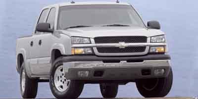 2004 Chevrolet Silverado 1500 Crew Cab LS