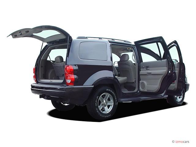 Image: 2004 Dodge Durango 4-door 4WD SLT Open Doors, size: 640 x 480 ...