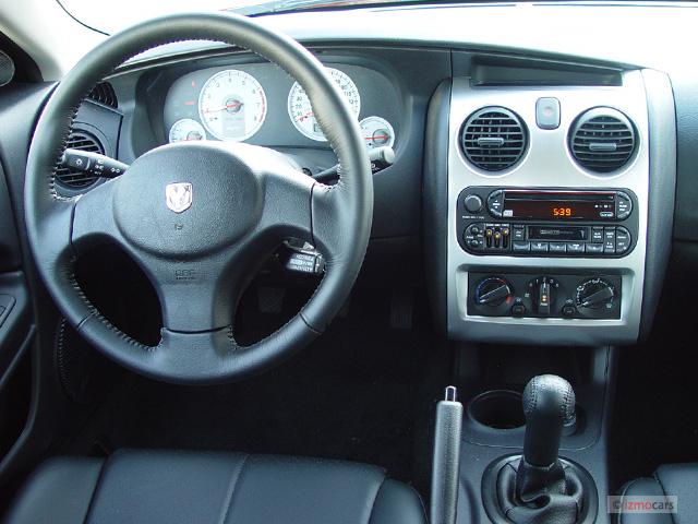 Image 2004 Dodge Stratus 2004 2 Door Coupe R T Dashboard