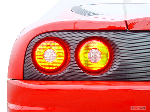 Image 2004 Ferrari 360 2 Door Coupe Modena Tail Light
