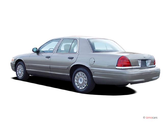 image 2004 ford crown victoria 4 door sedan standard angular rear exterior view size 640 x. Black Bedroom Furniture Sets. Home Design Ideas