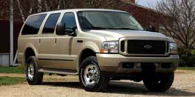 2004 Ford Excursion XLS