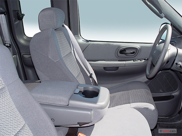 "Mercedes Benz Portland >> Image: 2004 Ford F-150 Heritage Reg Cab 139"" XLT Front Seats, size: 640 x 480, type: gif, posted ..."