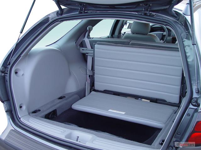 Ford Taurus Door Wagon Sel Trunk M on 2004 Mercury Sable Spark Plug