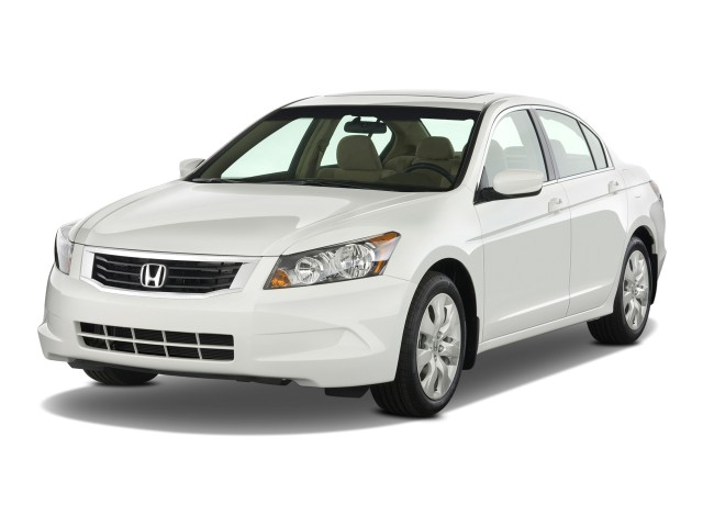 2010 Honda Accord Sedan Review Ratings Specs Prices