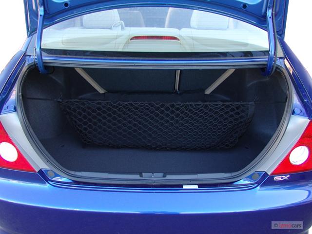 Honda Civic Door Coupe Ex Auto Trunk M