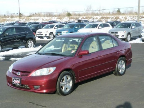 2004 Honda Civic used car